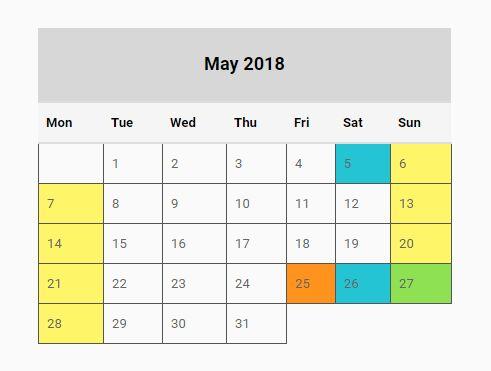 JalaliJSCalendar : JavaScript date-picker and calendar   jQuery Plugin