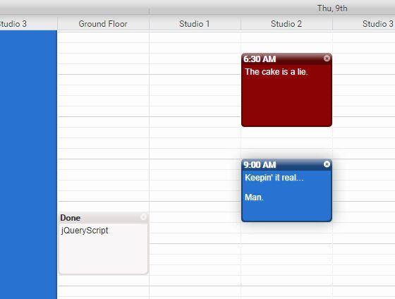JalaliJSCalendar : JavaScript date-picker and calendar | jQuery Plugin