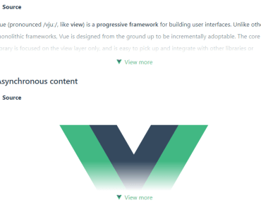 233+【UPDATED】VueJs Other Components
