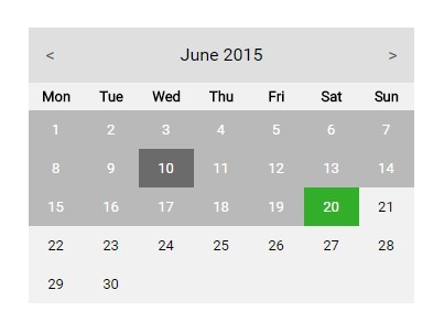 TOAST UI Calendar : JavaScript Schedule Calendar | jQuery Plugin