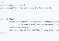 Simple React Bootstrap 4 Components – Reactstrap | ReactJs Component