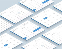 340+【UPDATED】JQuery Date Plugins