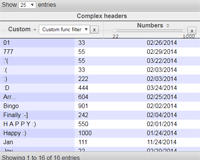 192+【UPDATED】JQuery Tables Plugins